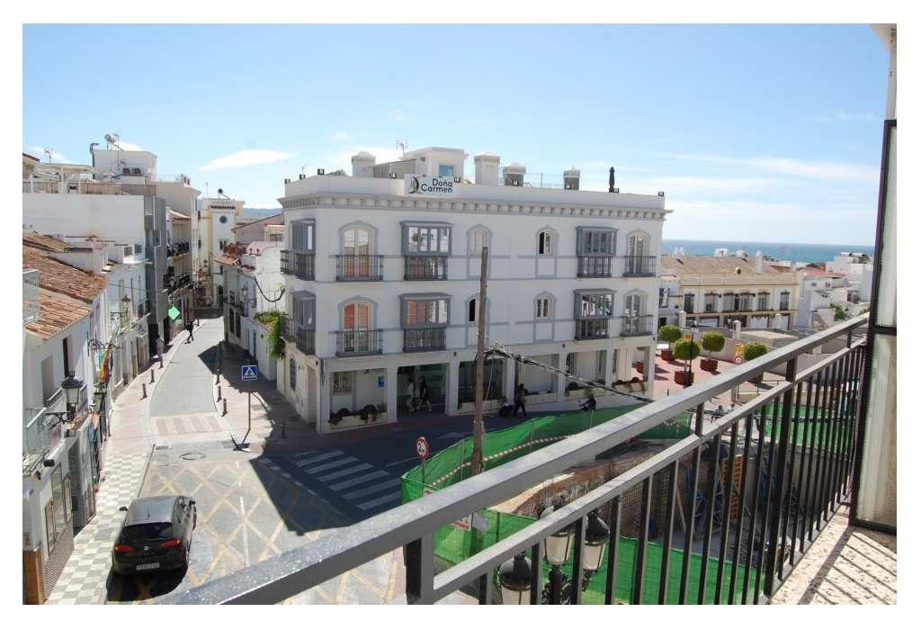 Plaza España Area