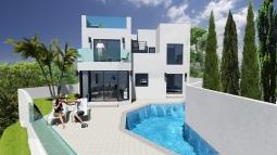 Luxury villa Torrox Park